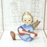 Hummel「Angel With Lute」ゲーベル★廃盤のご紹介です!