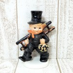 Hummel「Chimney Sweep Lather and Hat」ゲーベル★廃盤のご紹介です!