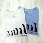 Walter Bosse.jpからオリジナルペンギンのTシャツ/ショッピングバッグの発売